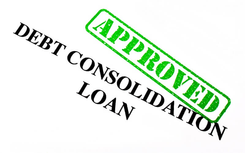Debt Consolidation Approved